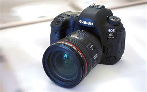 Canon Eos 6d Calling All Canon Fans The Canon Eos 6d Ii Has