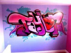 Ashlyns bedroom ideas on Pinterest | Graffiti, Graffiti ...