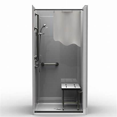 Shower Ada Transfer Tile Piece Subway Pan