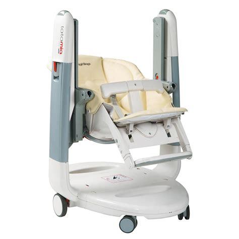 chaise haute bébé avis chaise haute bébé tatamia de peg perego sur allobébé