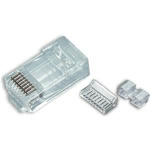 cat 6 connectors platinum tools cat 6 rj45 8p8c connector 106177c b h photo