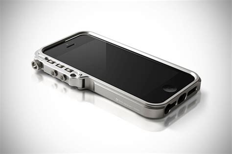 metal iphone trigger metal bumper for iphone 5 mikeshouts