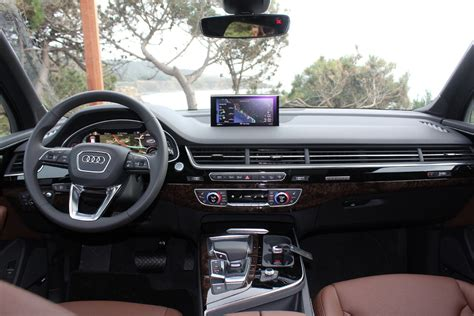 audi q7 2017 audi q7 interior 2017 2018 best cars reviews