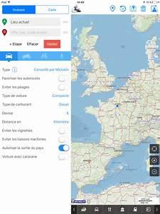 Itineraire Avec Radar : viamichelin gps trafic itin raire dans l app store ~ Medecine-chirurgie-esthetiques.com Avis de Voitures