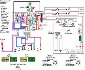 Automatic Charging Relay Wiring Diagram Download