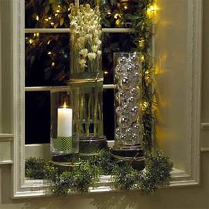 Fensterbank Weihnachtlich Dekorieren : fensterbank dekorieren freshouse ~ Lizthompson.info Haus und Dekorationen