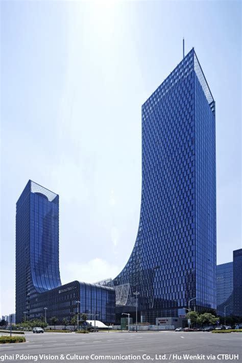 suzhou modern media plaza   skyscraper center
