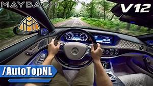 Experience the lavish V12 Mercedes-Maybach S600 in POV video