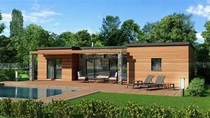 Maison écologique En Kit : maisons ideoz constructeur ~ Dode.kayakingforconservation.com Idées de Décoration