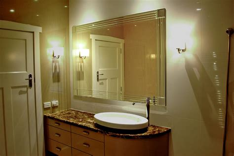 Custom Made Bathroom Mirrors by Frameless Wall Mirrors Deco Mirrors Bathroom Mirrors