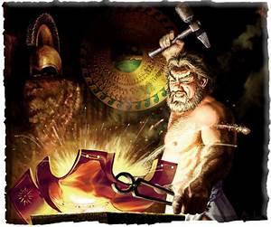 Greek Mythology | Hephaestus & Dionysus