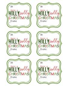 mommy by day crafter by night free printable christmas gift tags