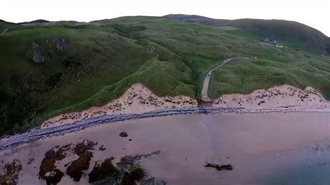 Lagg Beach Five Fingers Inishowen Donegal Youtube
