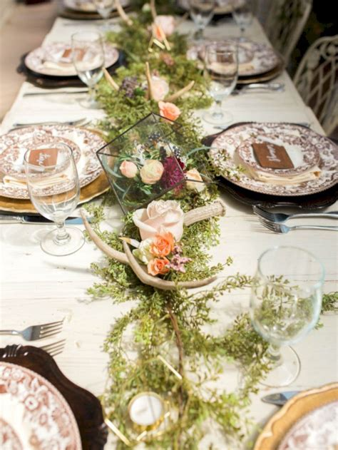 55 Stunning Fall Bridal Shower Ideas (With images) Baby