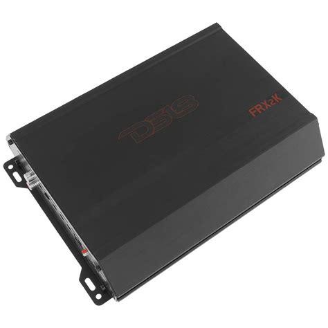 Mini Monoblock Amplifier Watts Rms Full Range