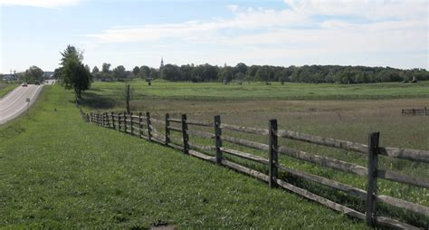 seminary ridge   gettysburg battlefield