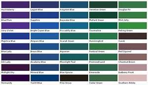 Sapphire Color Chart Martin Senour Paints Martin Senour Colors Martin