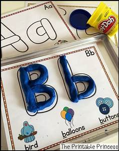 play dough alphabet and plays on pinterest With play letters