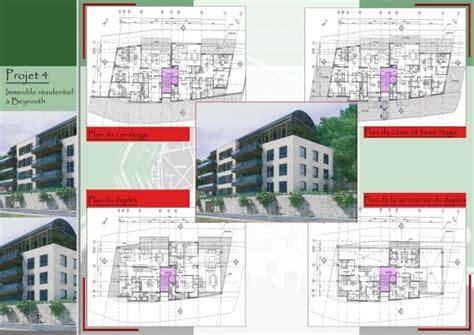 chambre à flux laminaire immeuble résidentiel conception architecturale beyrouth