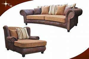 Big Sessel Kolonialstil : couch big sofa hawana kolonialstil inkl big sessel und hocker kopie os livingcomfort ~ Watch28wear.com Haus und Dekorationen