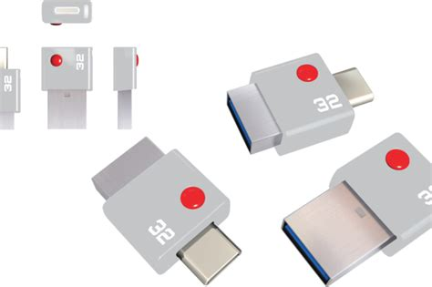Emtec Type-c Flash Drives To Begin Shipping