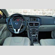 Volvo V40 D2 Kinetic Prueba A Fondo Autofácil