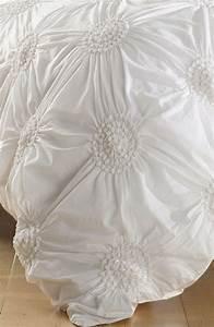 'Chloe' Duvet Cover | White texture, White duvet and Design