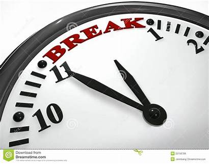 Break Rest Meal Breaks Clipart California Hour
