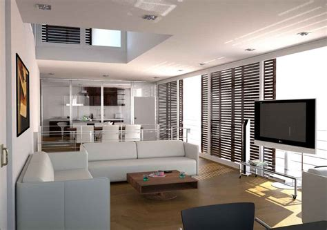 Modern Apartment : Living Rooms Designing, Decoration
