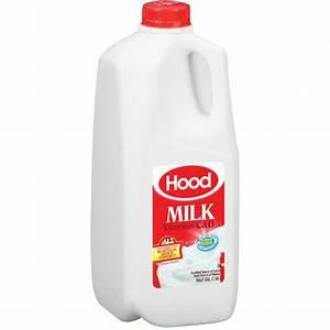 Hood Milk, 0.5 gal - Walmart.com