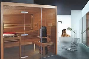 Sauna Mit Glasfront : designsauna mit glas sauna mit modernem design ~ Whattoseeinmadrid.com Haus und Dekorationen