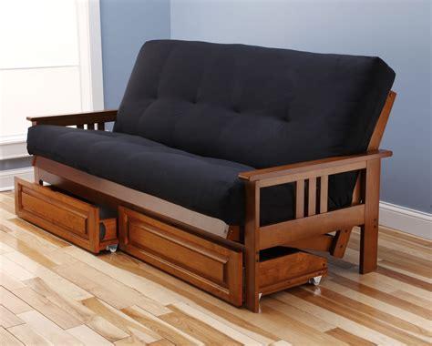 futon frame monterey futon frame barbados by kodiak