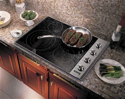 Viking Introduces New Built-in Gas And Electric Cooktops