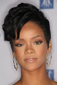 13 Best Short Famous Hairstyles Especially Among Black