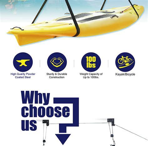 Kayak Ceiling Hoist Nz by Kayak Hoist Bestdeals Co Nz