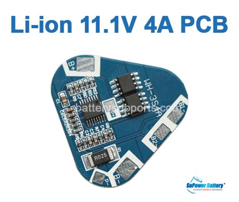 Lithium Ion Battery Protection Circuit