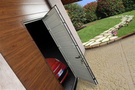 porta sezionale garage la sicurezza breda porte per garage