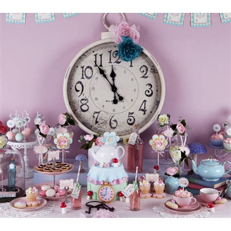 Alice in Wonderland Tea Party Birthday
