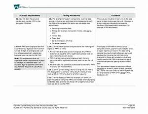 28 pci compliance security policy template information With pci security policy template free