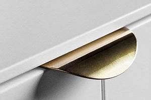 Ikea Küche Griffe : holy wafer handle brass pimp my ikea ~ Frokenaadalensverden.com Haus und Dekorationen