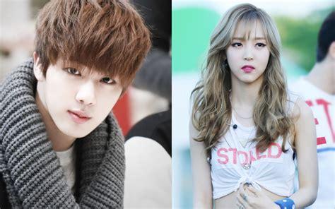 Netizens Hope & Believe Bts Jin & Mamamoo Moonbyul Are