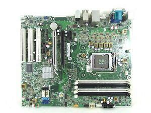 hp compaq  elite cmt mini tower motherboard system