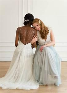 quotleontinequot bijou de dos amovible pour robe dos nu so helo With robe fourreau combiné avec bijoux swarovski mariage