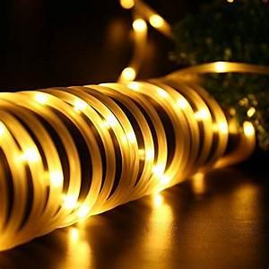 Tube Lumineux Exterieur : guirlande lectrique tube imperm able guirlande ~ Premium-room.com Idées de Décoration
