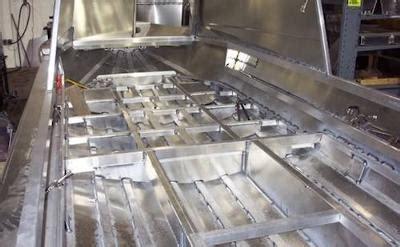 drawbacks  houseboat hull materials aluminum