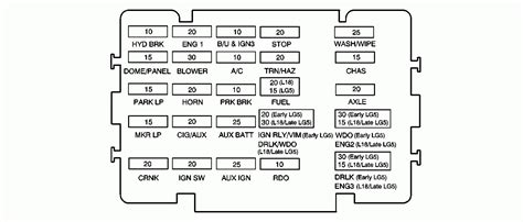 Fl60 Fuse Box Diagram by 1999 Freightliner Fl60 Wiring Diagram Engine Wiring