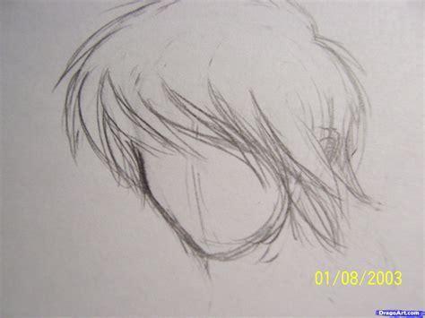 How to Draw Dynamic Hair, Step by Step, Anime Hair, Anime