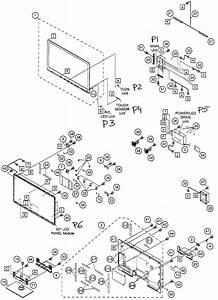Sharp Led Television Parts