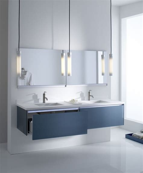 Modern Style Bathroom Mirrors by 25 Best Images About Bathroom Vanities On