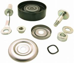 A  C Drive Belt Tensioner Pulley Febest 0287